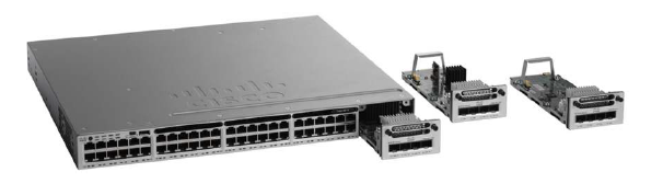 Network Modules for uplink